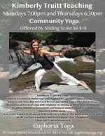 Community Classes with Kimberly